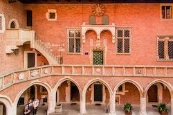 Collegium Maius at Jagiellonian University