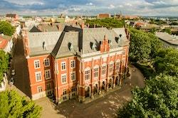 Collegium Novum at Jagiellonian University