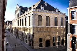 KU Leuven university halls