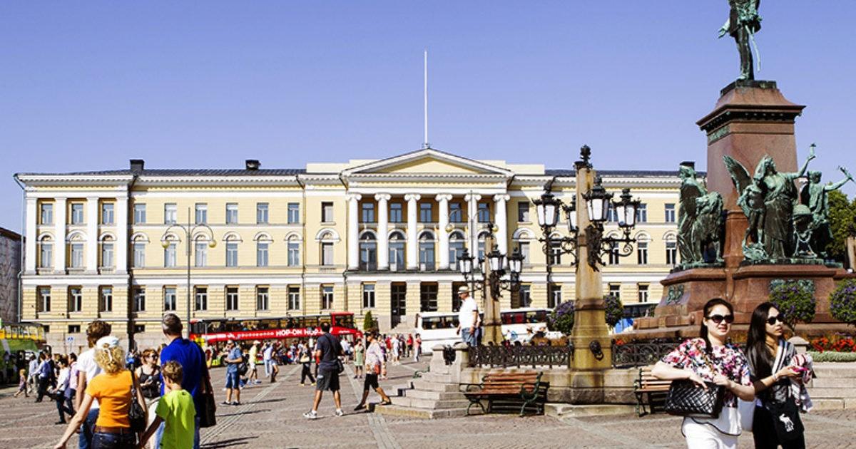 Helsingin Yliopisto Opiskelijamäärä